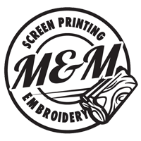 M & M Custom Screen Printing and Embroidery